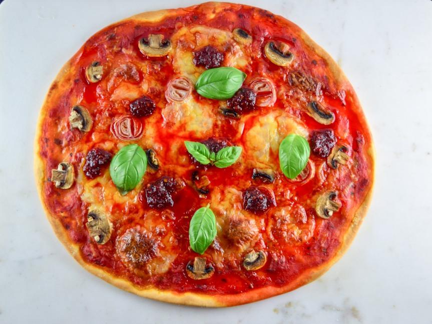 'Nduja Pizza