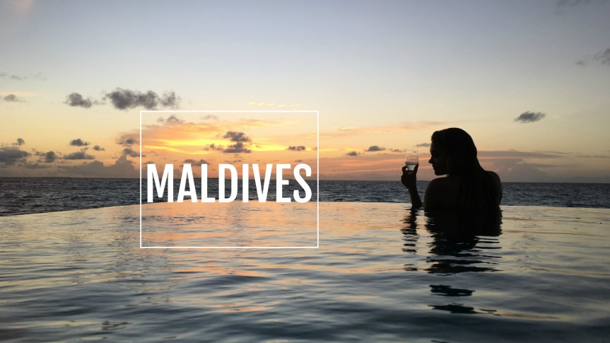 Our honeymoon in the Maldives